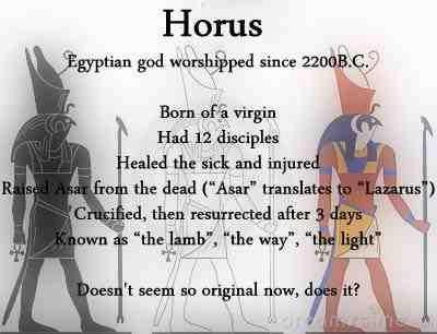 Horus - Egyptian Mythology                                                                                                                                                     More