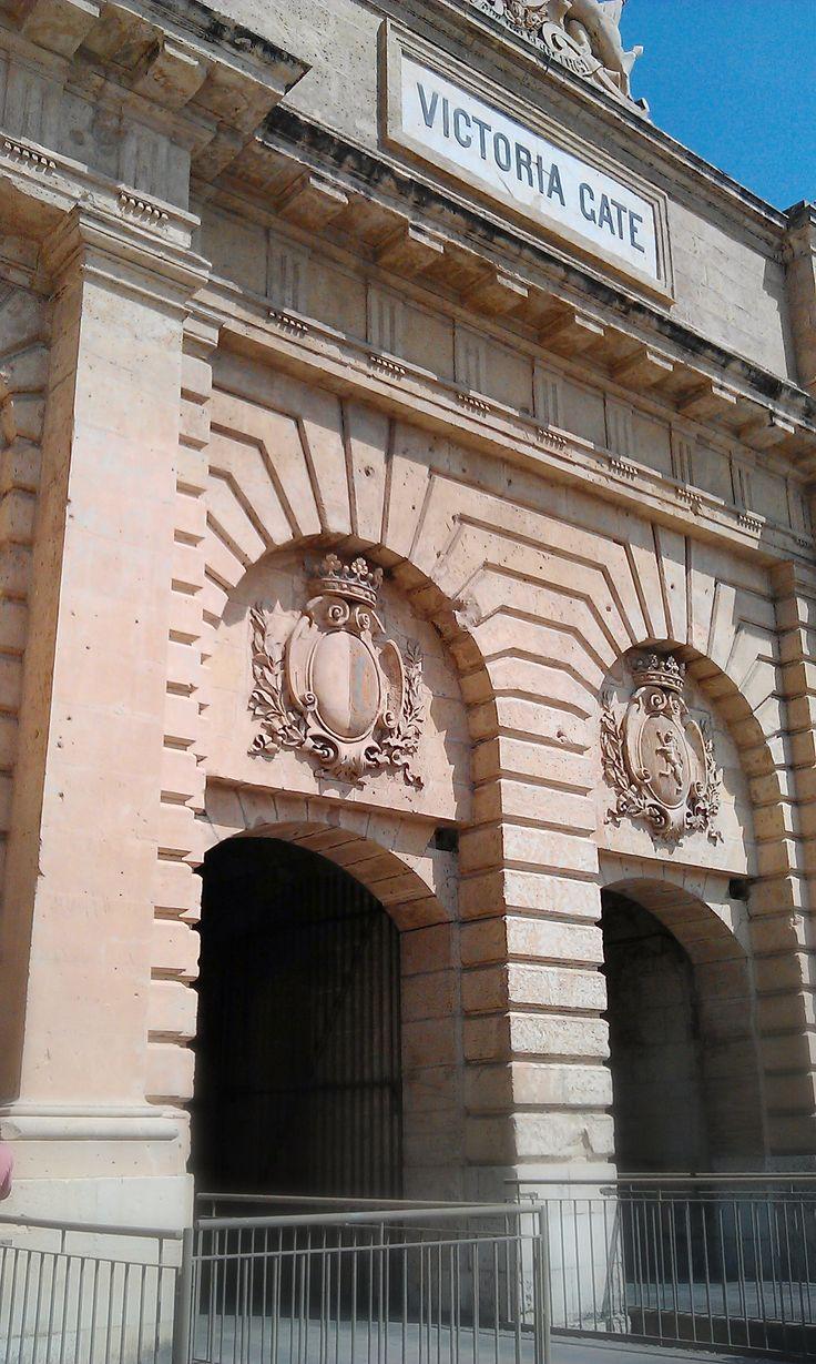 Victoria Gate, Valletta