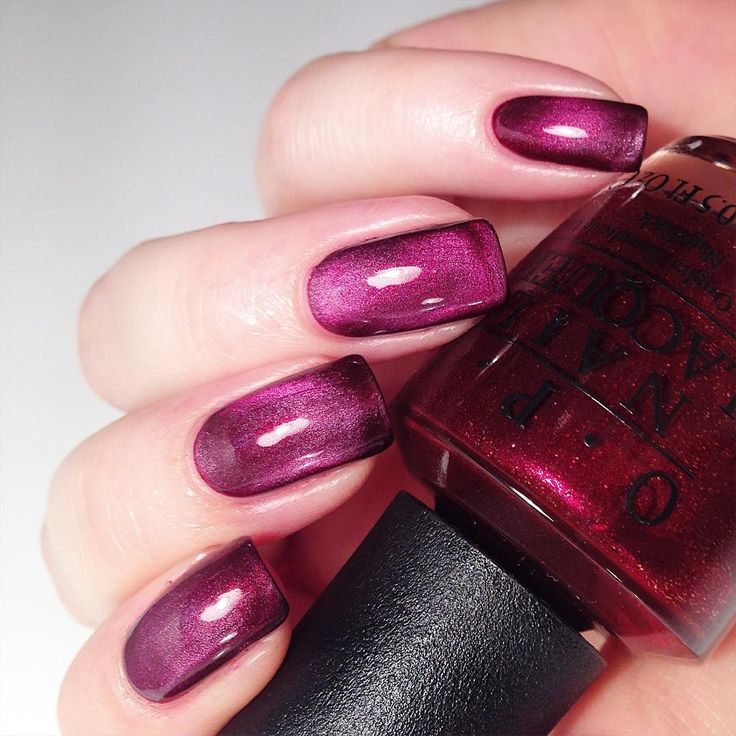 """Oh magnetic nail polish how much I love thee! ""                                                                                                                                                                                 More"