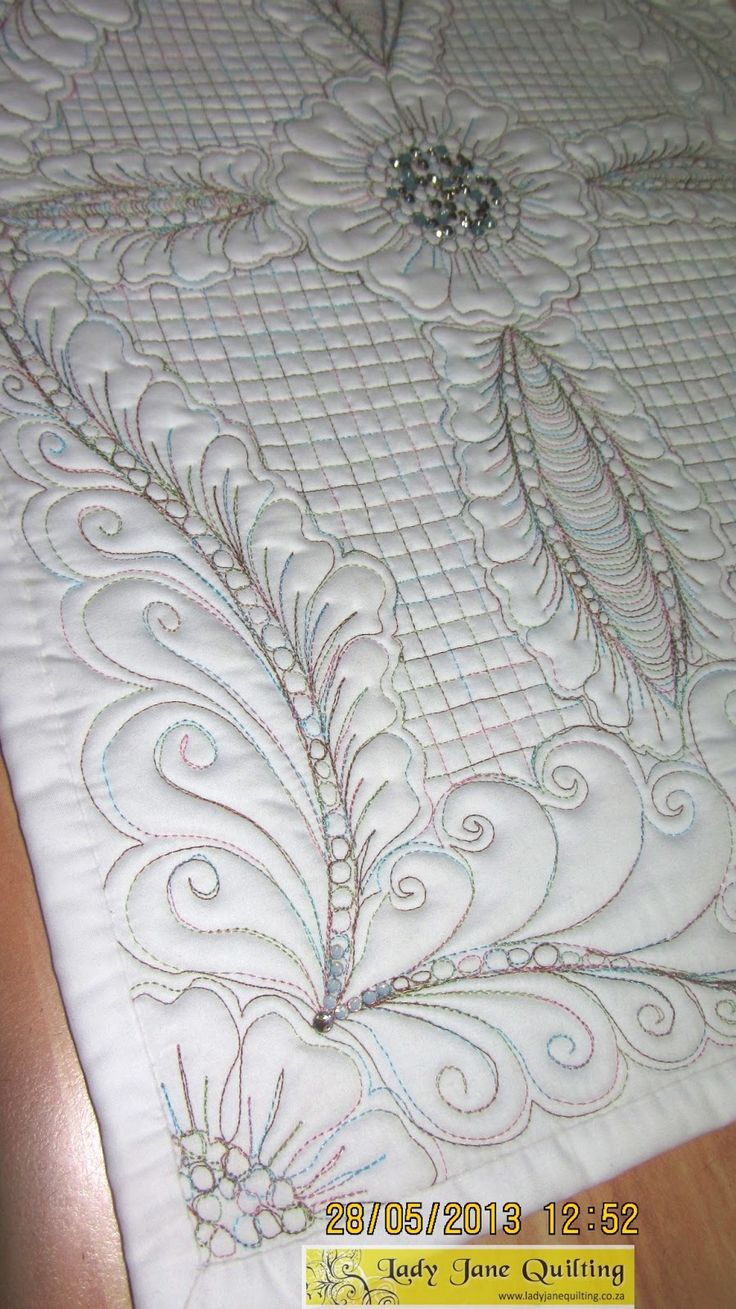 492 best Wholecloth Quilts images on Pinterest Quilting designs, Quilting ideas and Free ...