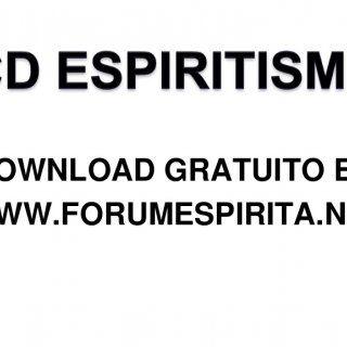 Faça agora download deste CD de Espiritismo Oferta no registo em www.forumespirita.net Conteúdos do CD FÓRUM ESPÍRITA -Codificação -Revista Espírita -O que. http://slidehot.com/resources/cdforumespirita.12128/