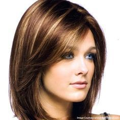 #HighlightingIdeas #hair #fashion #hairdo #women #haircolour #fashionista #colour #hairhighlights #streax #Streax #athome #darkhair #brown