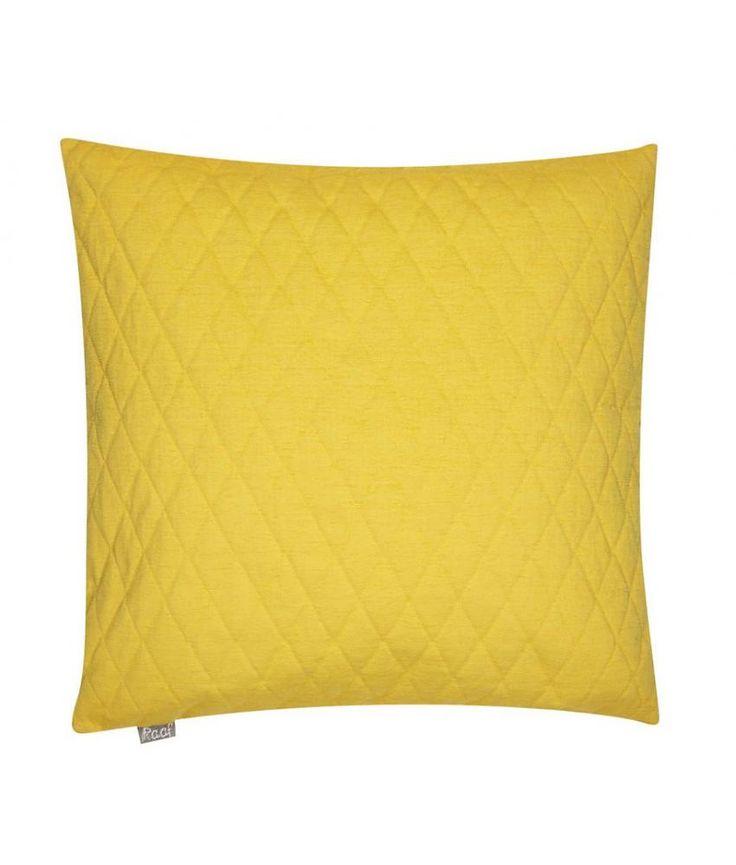 Raaf Sierkussenhoes Jacqueline geel