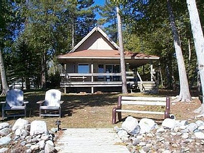A Family Owned Cottage On The West Shore Of Lake Esau In The Private  Community Of Presque Isle Harb.