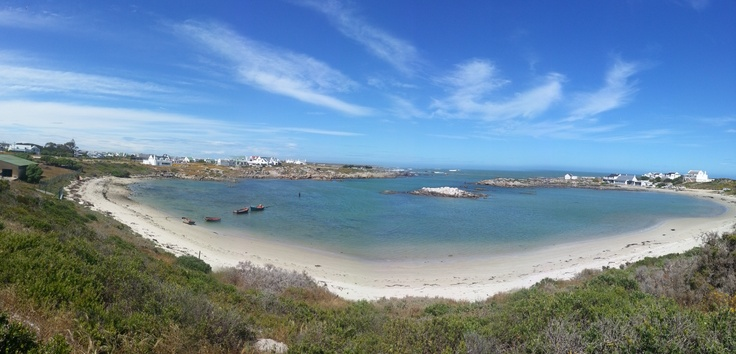 Jacobsbaai, West Coast, South Africa. Photographed by Jacques du Plessis