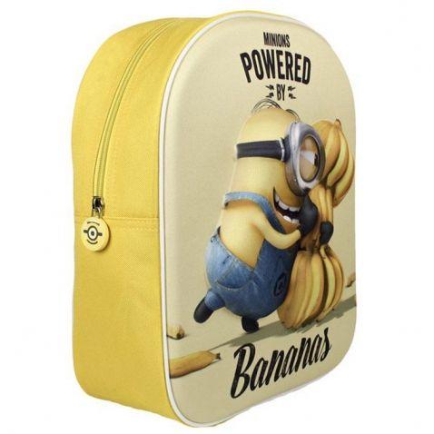 Mimoni - 3D batoh Powered by Bananas