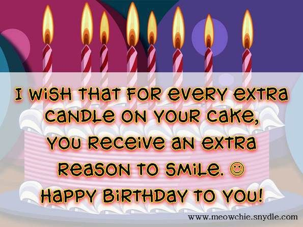 Happy Birthday Wishes Quotes 263 Best Birthdays Images On Pinterest  Birthdays Happy Birthday .