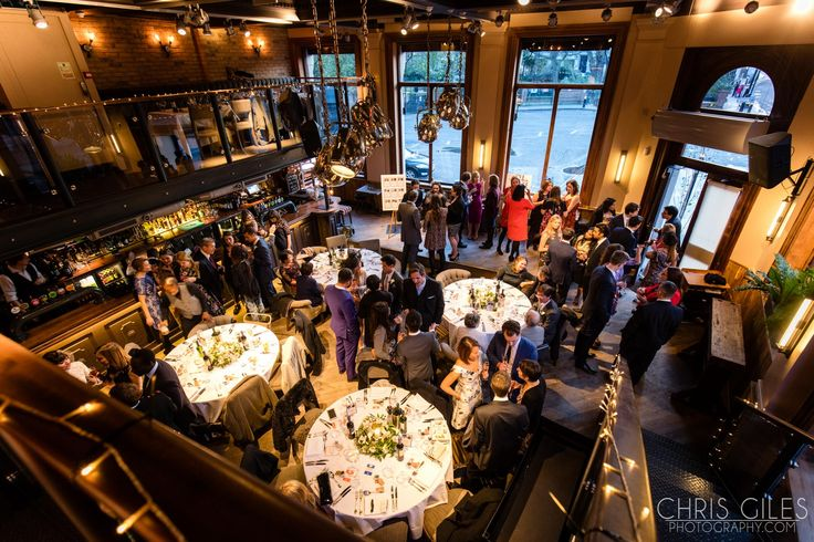 Islington Town Hall and St Bart Brewery wedding - by Chris Giles Photography