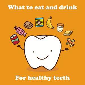 a child s diet and dental health Besides regular toothbrushing, your child's diet will play a key role in his dental health why sugar is the big villain  the longer and more frequently his teeth are exposed to sugar, the greater the risk of cavities.