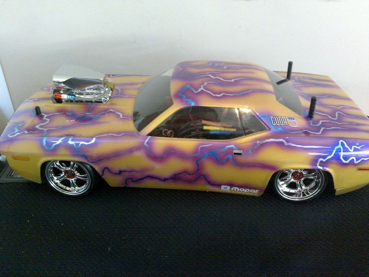 Cool Paint Designs For Cars