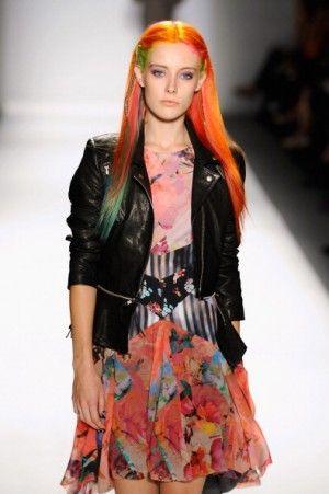 Nicole Miller - Runway - Spring 2013 Mercedes-Benz Fashion Week