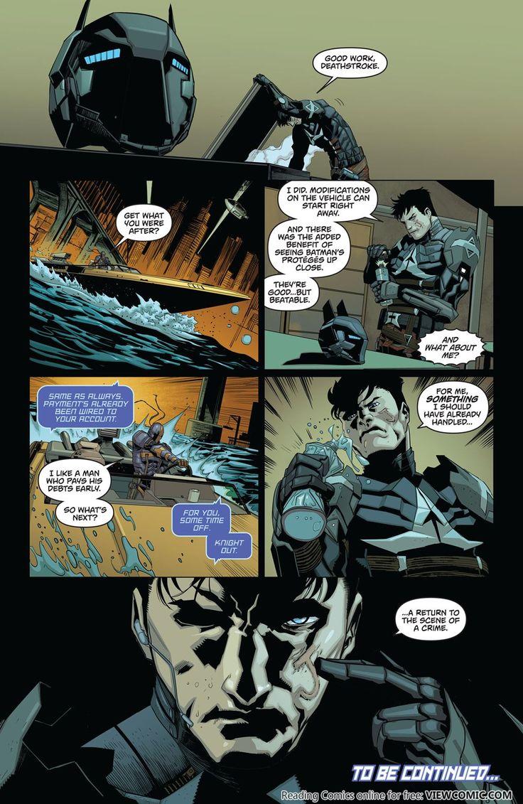 Batman Arkham Knight Genesis 02 (of 06) (2015