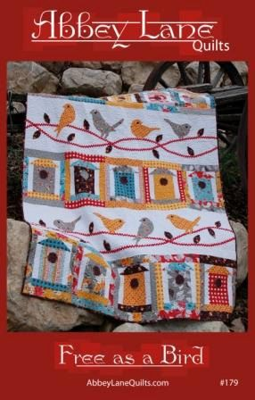 Free as a Bird - Quilt Pattern by Abbey Lane Quilts
