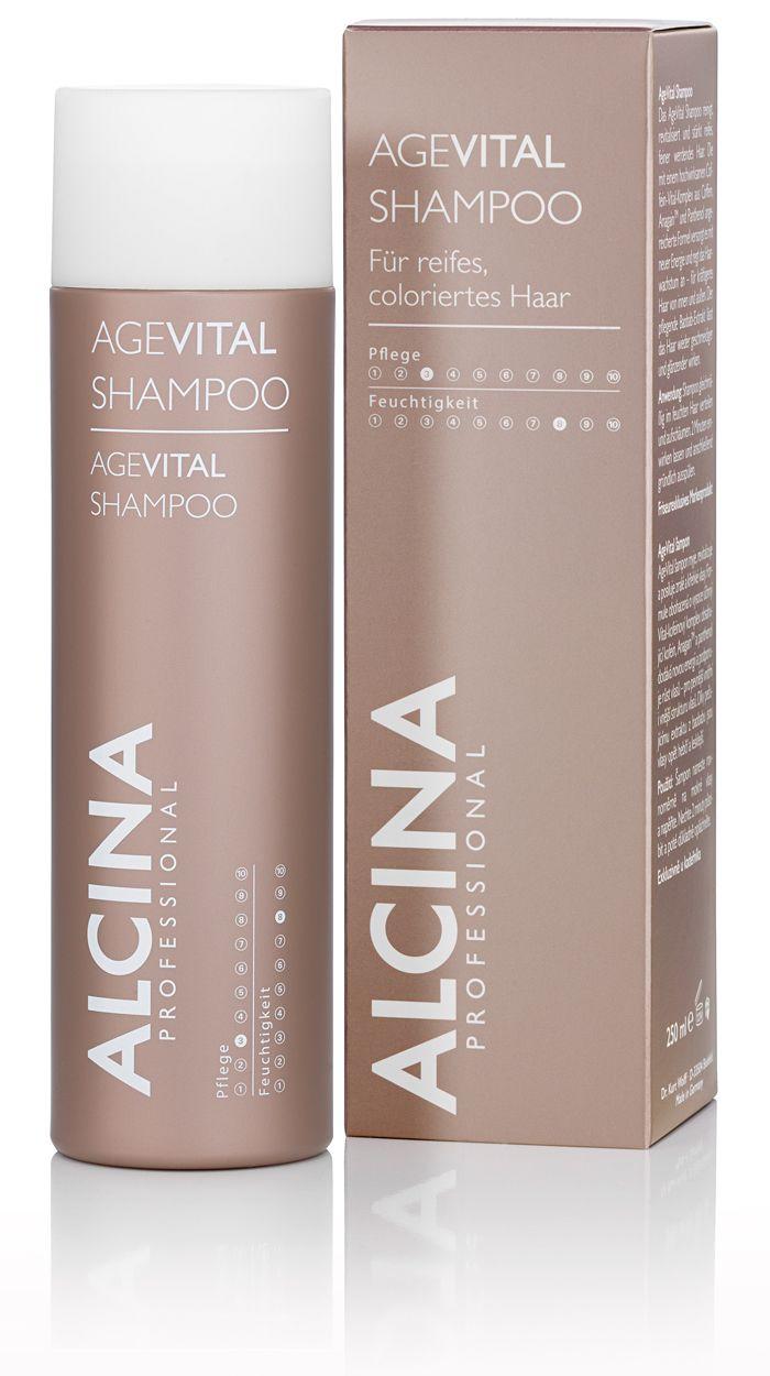 Alcina Professional AgeVital Shampoo 250ml.