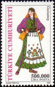 Woman from Gaziantep 2003