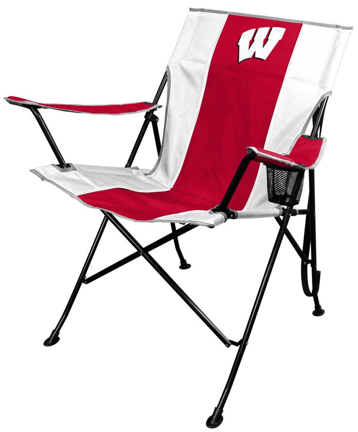 Wisconsin Badgers Tailgate Chair – ResellerHub.store