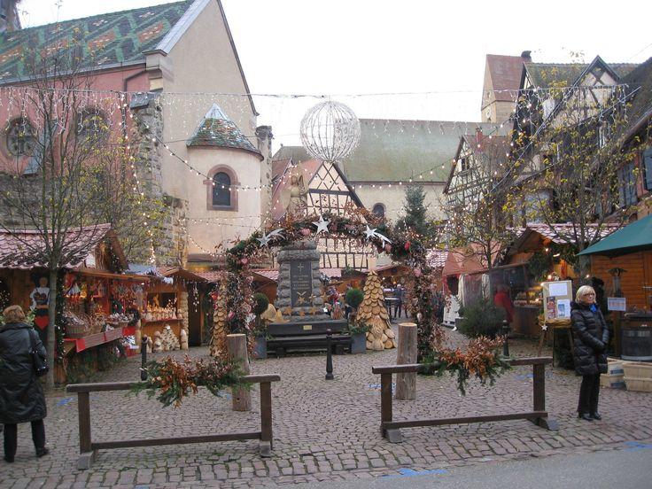 marchés de Noël à Eguisheim (6)