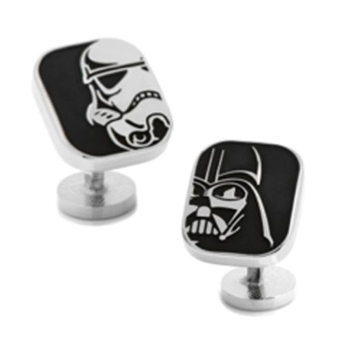 Star Wars Darth Vader and Stormtrooper Cufflinks