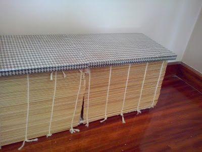 decoraconmaría: muebles auxiliares Estantería con persianas