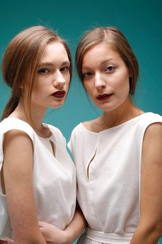 Makeup Y Peinado... Para UNIVERSIDAD DE PALERMO. Carrera Produccion de Modas.