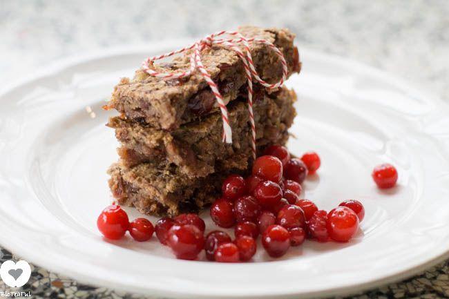 Cranberry Sportreep zonder geraffineerde suikers en glutenvrij. Bioteaful Pictures Maart door Sanne van Paassen |BioteafulBioteaful
