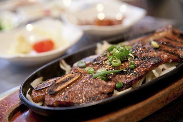Sliced Beef Short Ribs Recipe