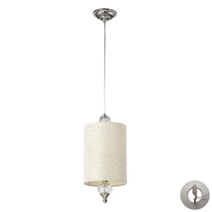 24 best drum shade chandeliers images on pinterest drum shade this one light drum shade mini pendant is part of the dalton collection and has a aloadofball Gallery