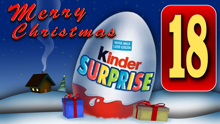 Kinder surprise eggs Nr 18 - Christmas surprise http://1url.cz/vtBxQ #Xmas #Christmas #KinderSurprise #CoolestToys #cooltoy #yuletide #yule #eggssurprise #eggs #eggsurprise #huevos #huevoskinder #huevossorpresa #kinder #Kindereggs #sorpresa #surprise #surpriseeggs #SurpriseToys #toys #toysforkids #toyssurprise #Unboxing #santaclaus #oyuncak #spielzeug #jouet #oyuncak #kindersorpresa #papanoel #Navidad #Santa #FelizNavidad #Navidades #MerryChristmas #HappyHolidays #MerryXmas #NewYear