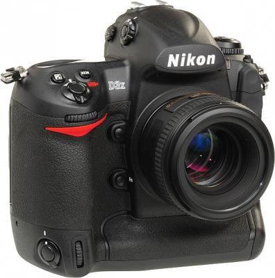 Nikon D3X body only AU$2999