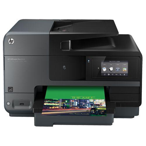 HP OfficeJet Pro 8620 Wireless All-In-One Inkjet Printer