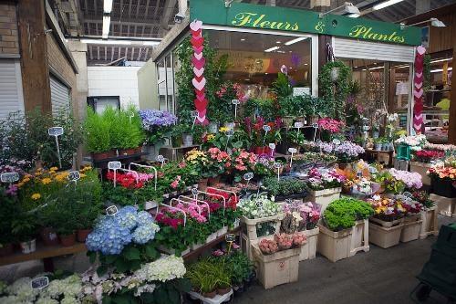 bastille outdoor market