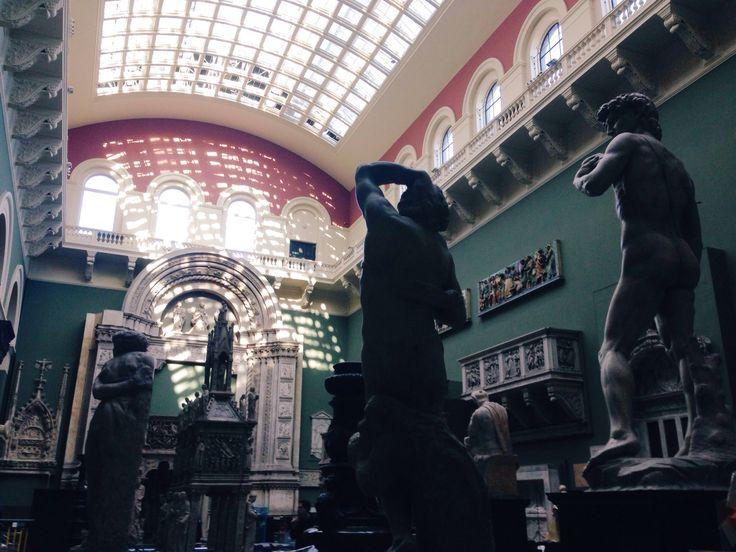 #NYU #London | The Victoria and Albert Museum.