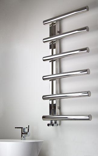 Les 25 meilleures id es concernant porte serviette for Chauffe serviettes salle de bain