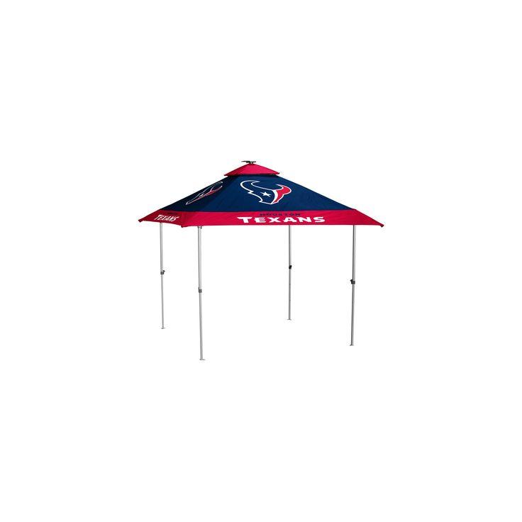 NFL Houston Texans 10x10' Pagoda Canopy Tent