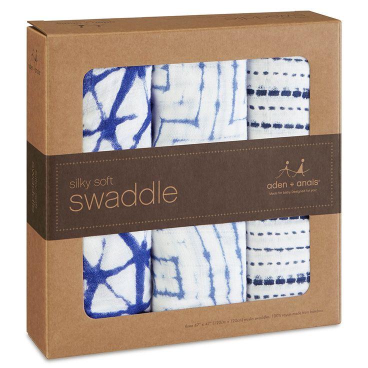 swaddle-muslin-silky-soft-blue-pattern