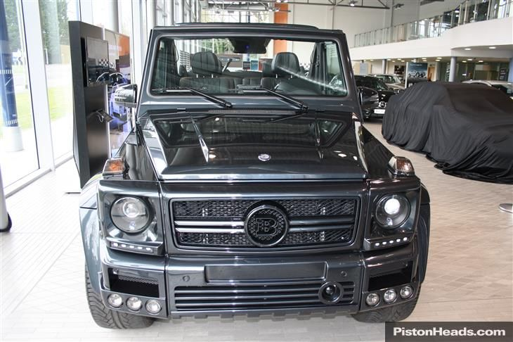 Used 2014 Mercedes-Benz G Class for sale in Bracknell | Pistonheads