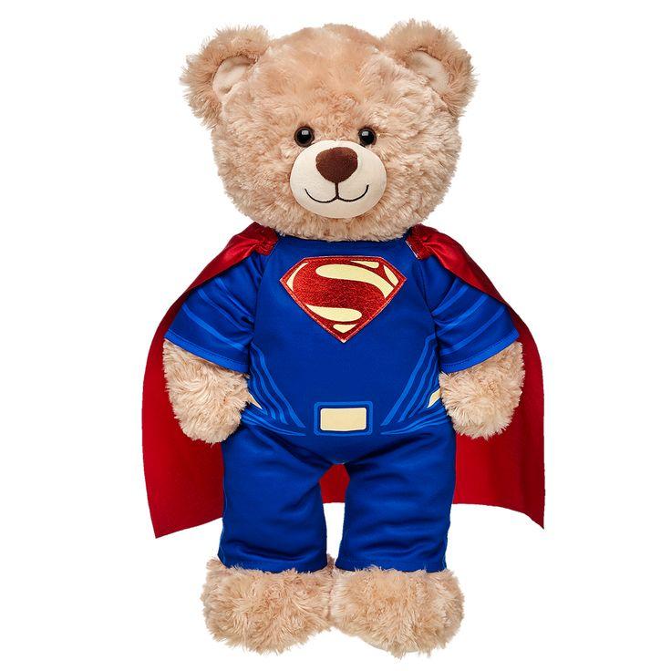 Build-A-Bear Workshop® México | DISFRAZ DE SUPERMAN