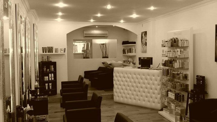Les 78 meilleures images propos de inspiration - Salon de coiffure luxe ...