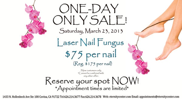 Be Nail Fungus Free This Spring Summer At Eternity And Show Off Your Clear Healthy Nails Nail Fungus Covina Healthy Nails