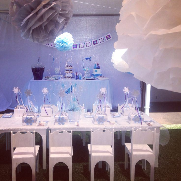 Frozen Party by Berry & Flambe