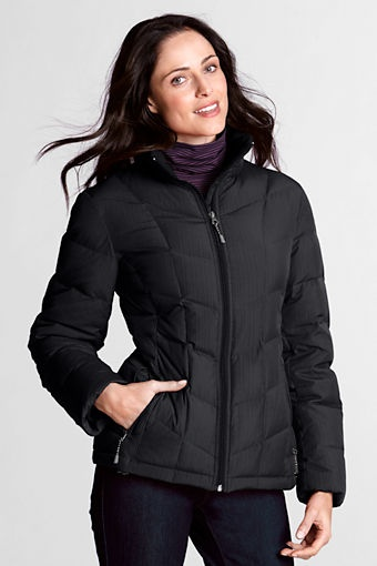 Lands End: $69.30 Women's Essential Down Jacket from Lands' End http://www.landsend.com/pp/womens-essential-down-jacket~243935_59.html#