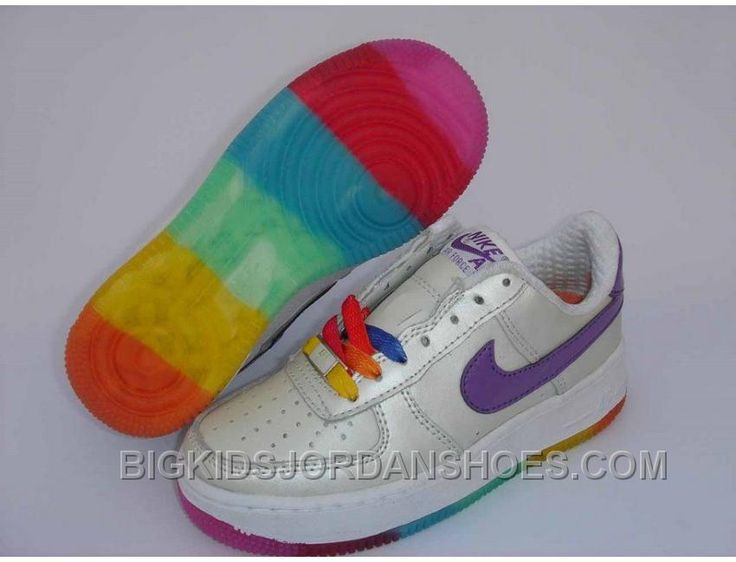 http://www.bigkidsjordanshoes.com/hot-nike-air-force-1-colorful-kids-white-purple.html HOT NIKE AIR FORCE 1 COLORFUL KIDS WHITE PURPLE Only $85.00 , Free Shipping!