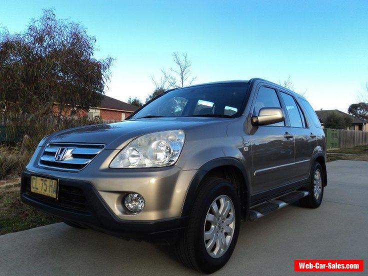 Honda CRV Sports - 2005  A Great Car #honda #crv #forsale #australia