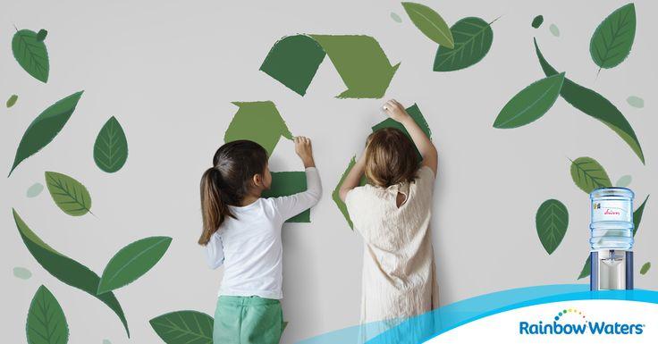 Έχουμε επιλέξει να εφαρμόζουμε συστήματα διαχείρισης επαναχρησιμοποιούμενων φιαλών νερού καθώς και προγράμματα ανακύκλωσης των φιαλών μας! Πάντοτε με σεβασμό στη φύση και στο περιβάλλον όπου μεγαλώνουμε εμείς και τα παιδιά μας!