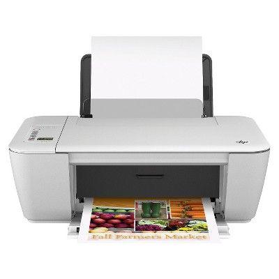 HP Deskjet 2540 e-All-in-One Color Multifunction Inkjet Printer - White (A9U22A#B1H)
