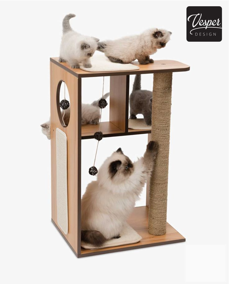 Catit Vesper Furniture Is Stylish, Sturdy And Fits In Every Interior. Your  Cat Will