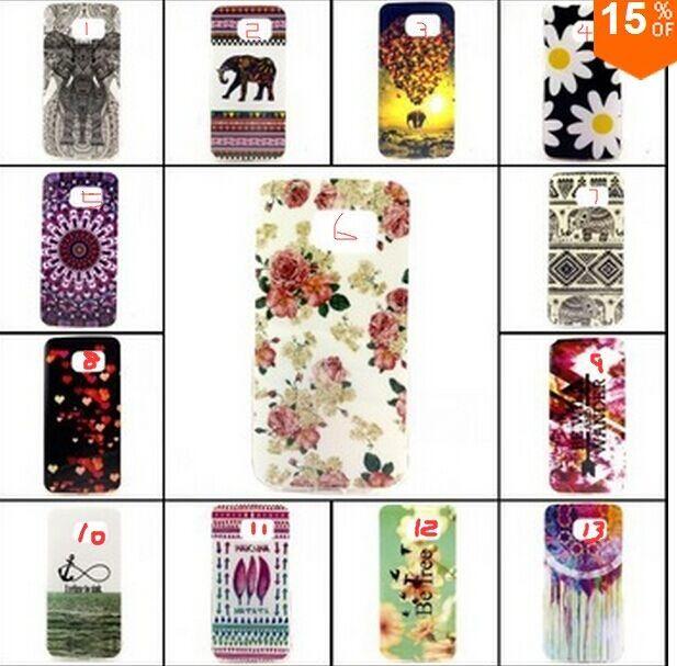 Cool Sumsang Galaxy S6 Edge N9250 Cases Cartoon Cute Owl ...