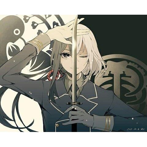 Honebami Toushirou | Touken Ranbu