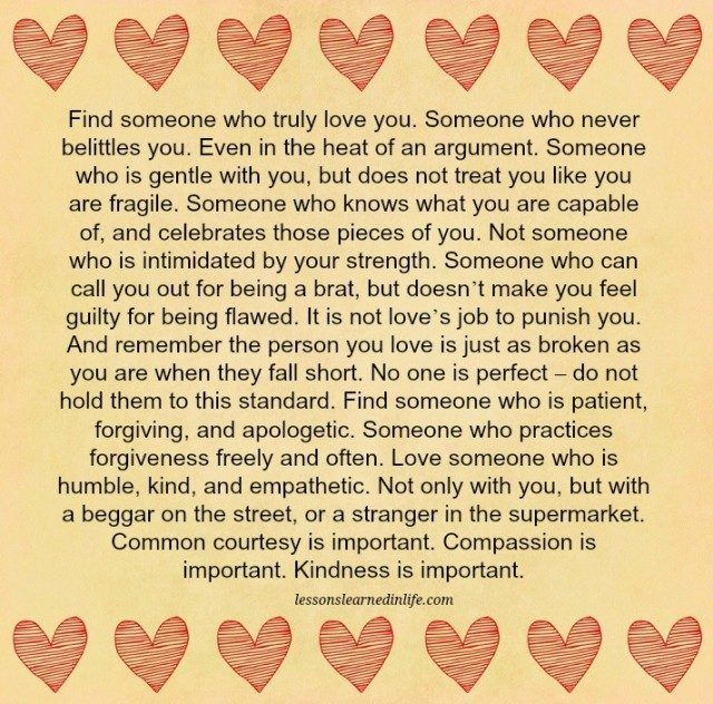 Lessons Learned In Life | Someone Who Truly Loves You. Love QuotesQuotes  ImagesInspirational ...