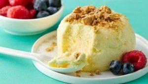 Almond Streusel-Cherry Cheesecake Bars - Weight Watchers Recipes